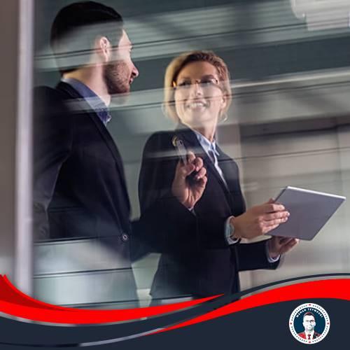 برقرار کردن ارتباط با مدیر