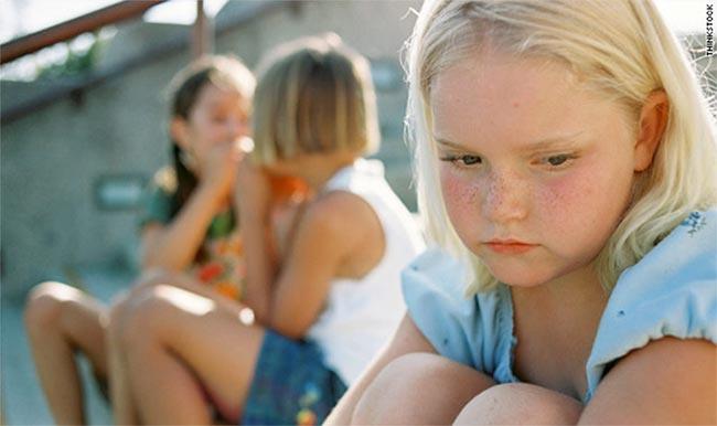 کمبود اعتماد به نفس در کودکان