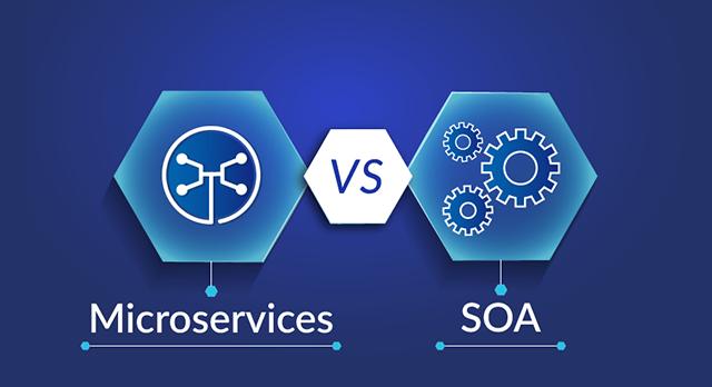 تفاوت SOA و Microservices