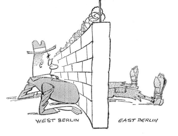 دیوار برلین و ما !!!