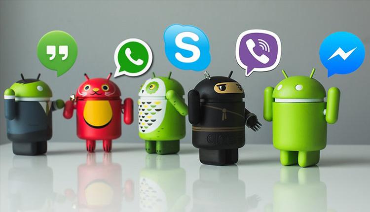 ۷ اپلیکیشن برتر پیامرسان در سال ۲۰۱۹!