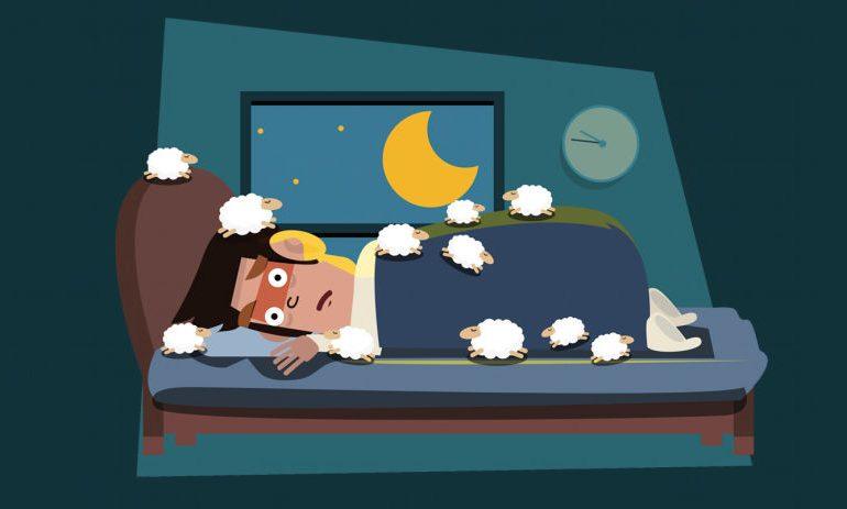 بی خوابی را جدی بگیرید!