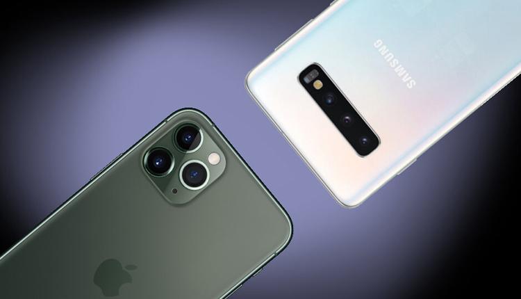 مقایسه iPhone 11 Pro و Samsung Galaxy S10