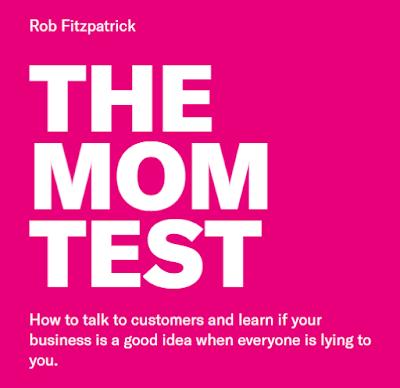 تست مامان! چگونه با مشتریان حرف بزنیم و ایدهی خودمون رو ارزیابی کنیم؟