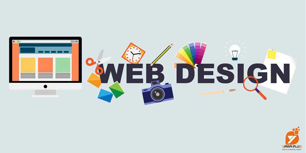 طراحی سایت و اصول آن