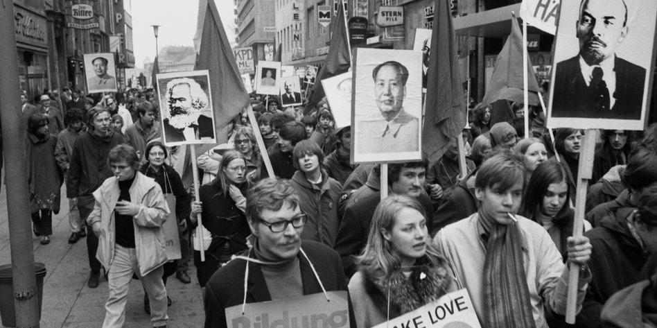 گروهکهای کمونیستی در آلمانغربی