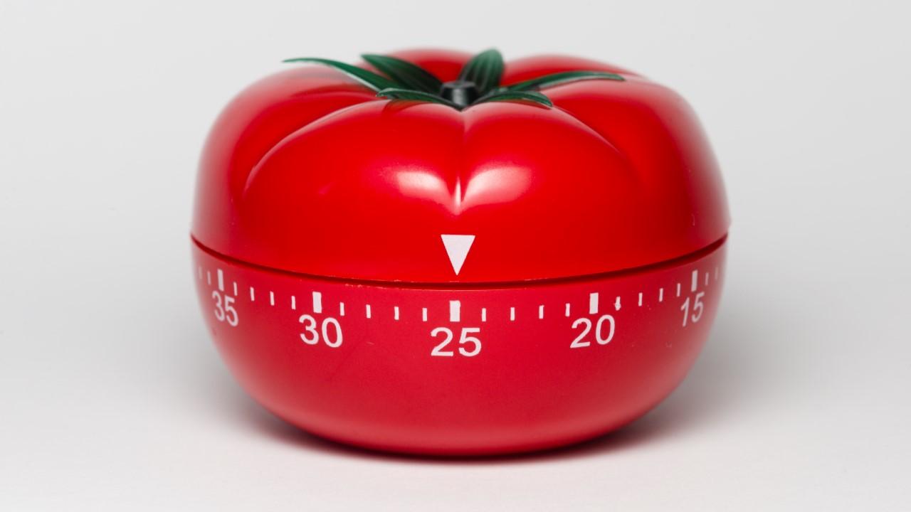 تکنیک پُمودورو، مدیریت زمان با طعم گوجه فرنگی