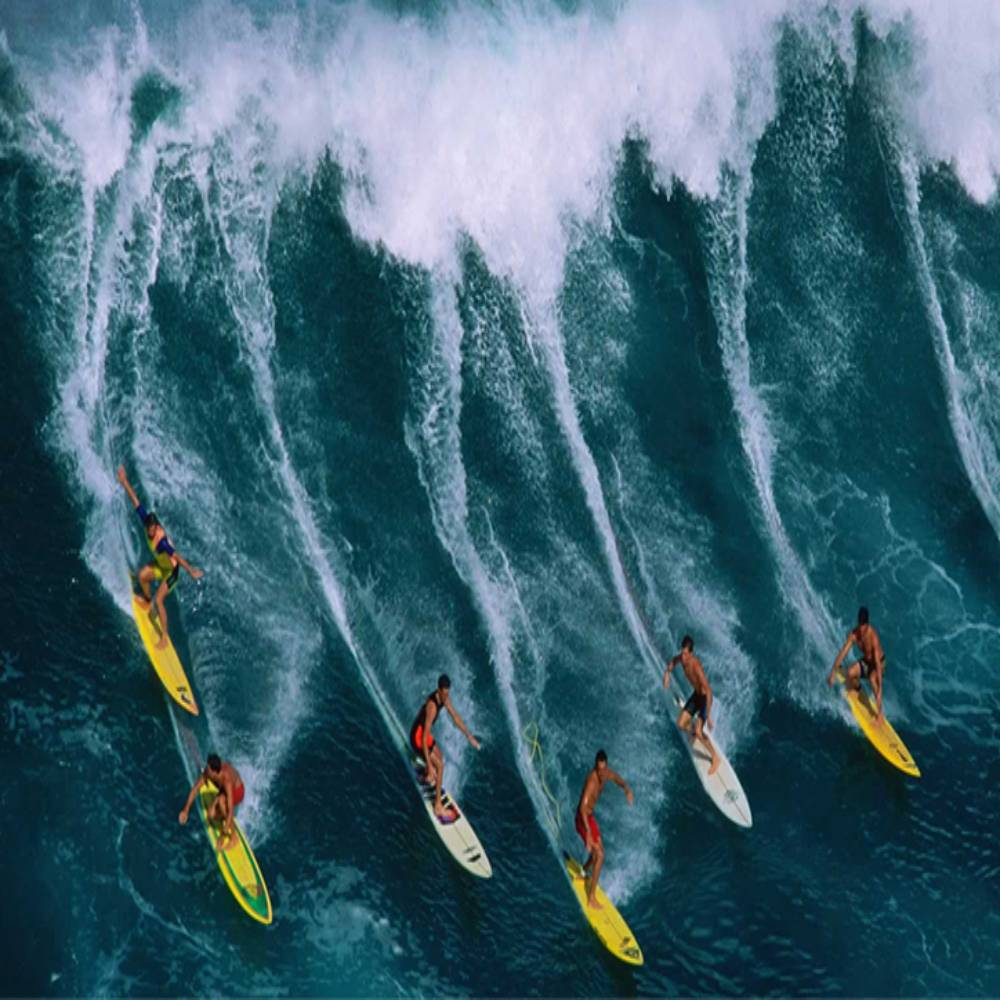 چگونه بر موج های زندگی سوار شویم