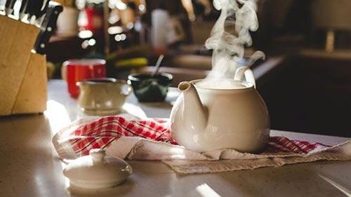 چای و کمک به درمان آسم قسمت ۱