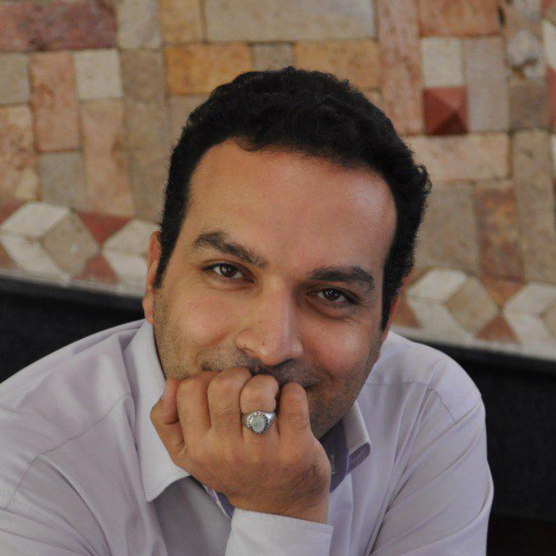 حامد ثقفیان  | دیجیتال مارکتر