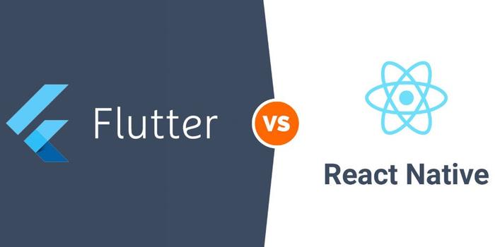مقایسه React Native و Flutter
