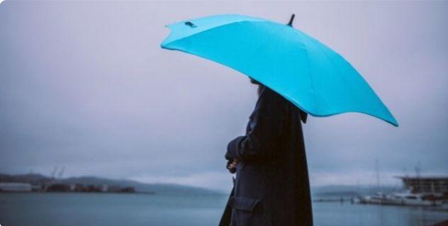 روز بارانی