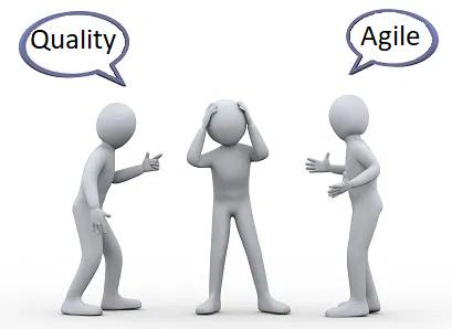 چابکسازی فرایند تضمین کیفیت