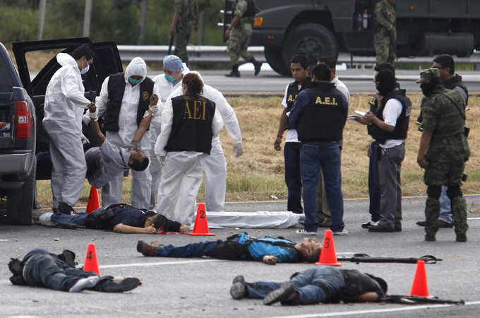 شکست جمهوری خواهی . مکزیک