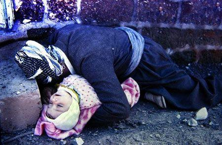 در باب بی غیرتی  مردم ایران