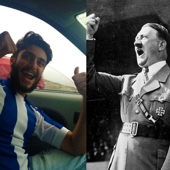 قسمت سوم - مصاحبه با آدولف هیتلر