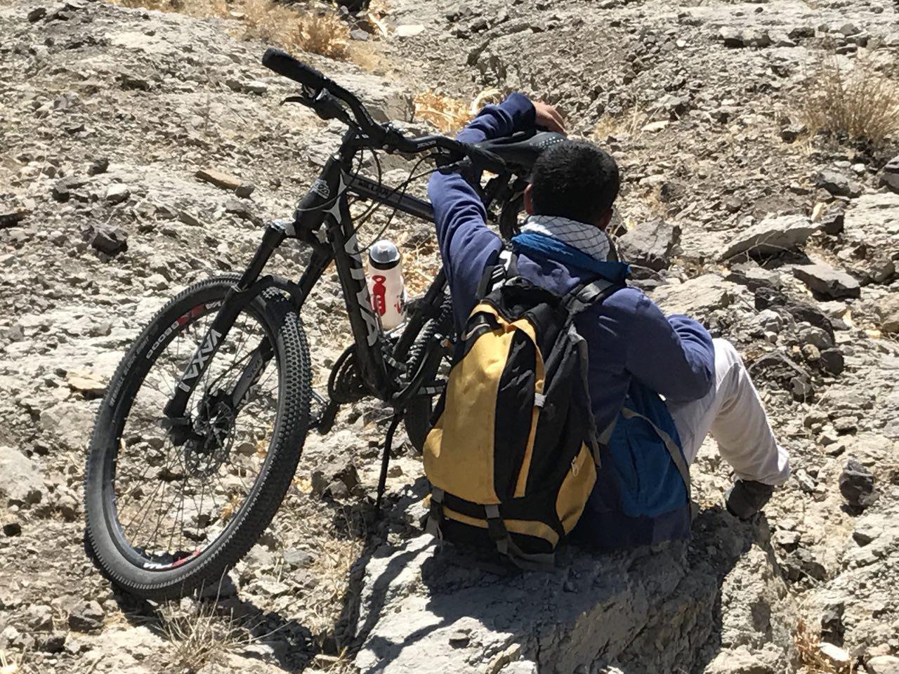 به کوهنوردی سنگین برید تا زندگی رو زندگی کنید!!!