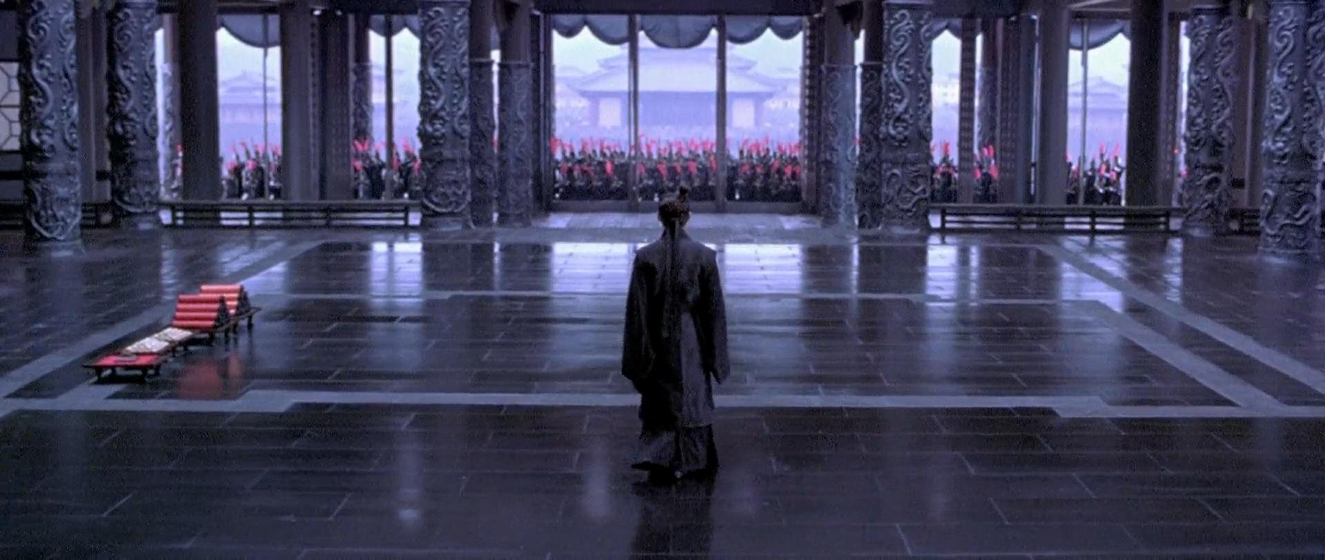 فیلمی برای همه فصول: HERO 2002