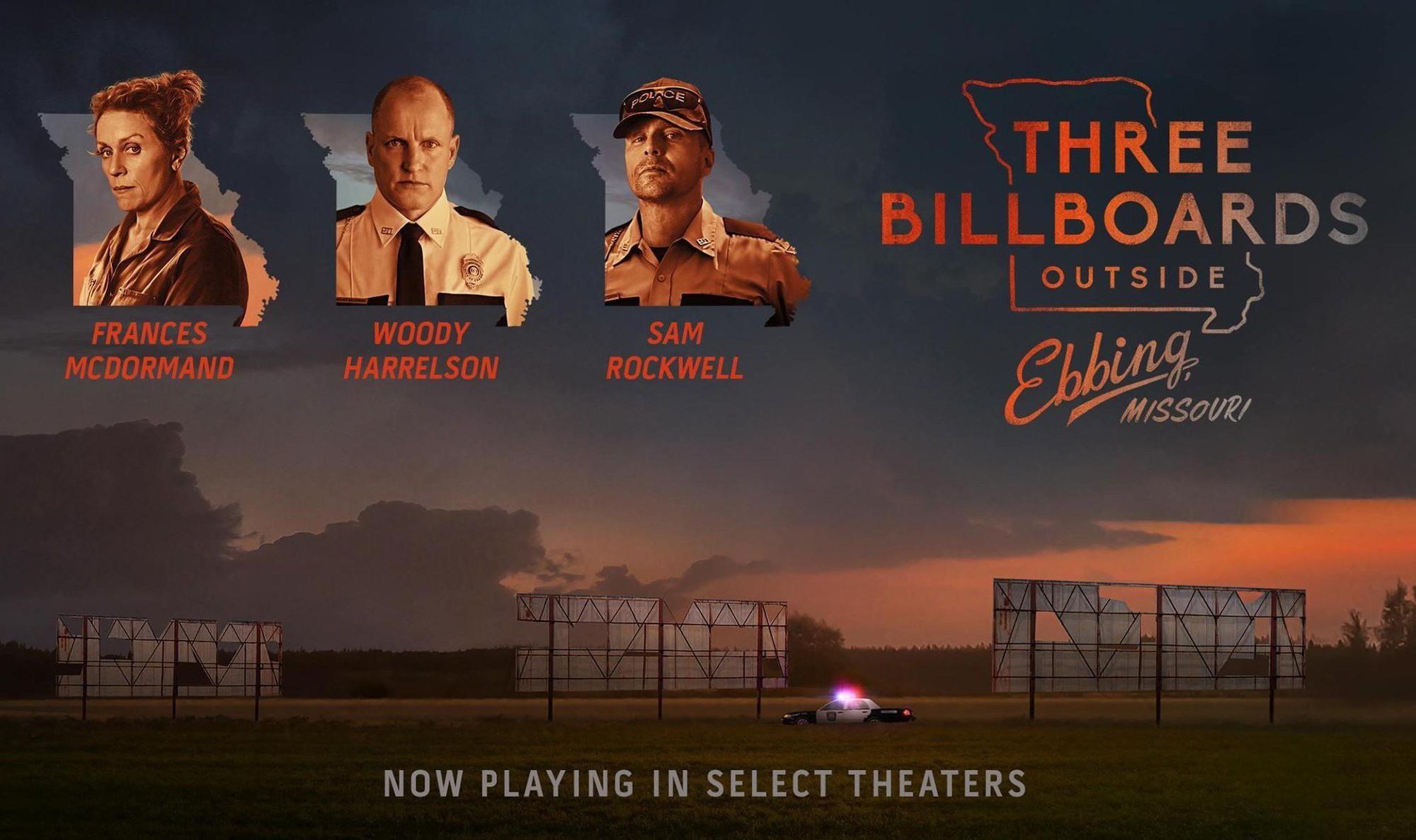 هجویه ای موفق بر نظام آمریکا - نقد فیلم «سه بیلبورد خارج از ابینگ،میزوری»