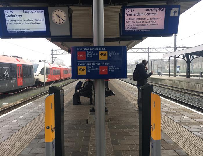 حمل و نقل عمومی در هلند - قسمت اول