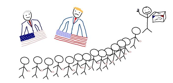 ایرادات سیستم انتخابات آمریکا
