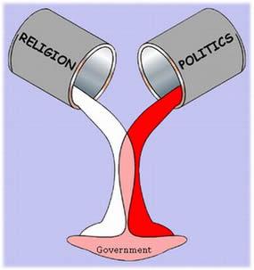 دین یا حکومت ؟ داستان یک اجبار!