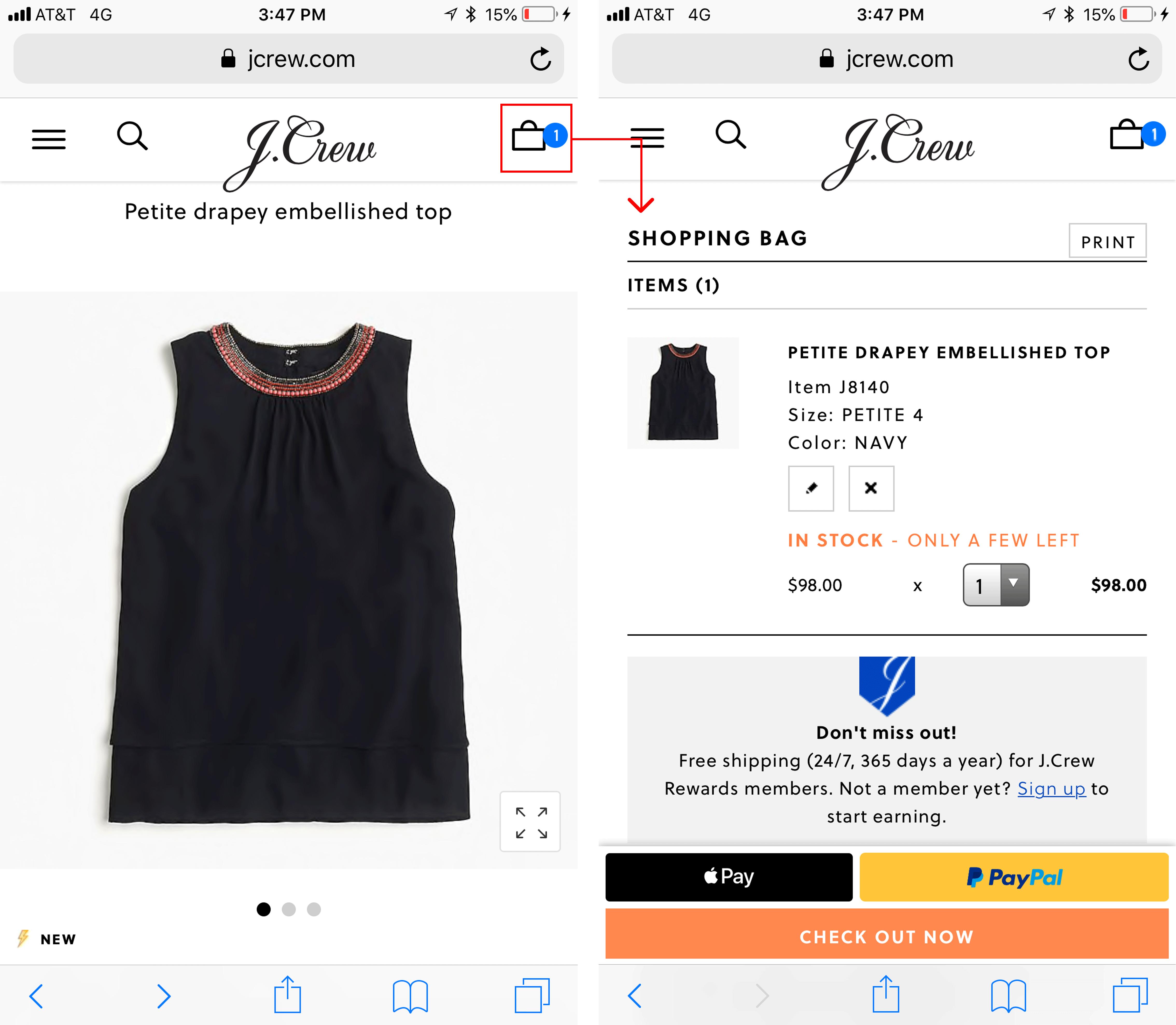 چطور یک تجربه خرید خوب را برای کاربرها رقم بزنیم؟