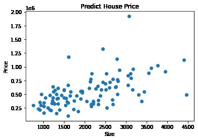 اولین مسئله تمام دوره های یادگیری ماشین : تشخیص قیمت خانه