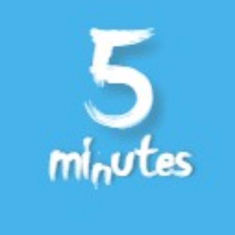 پنج دقیقه