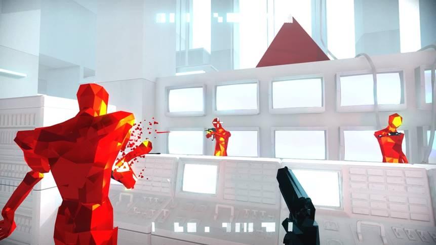 در بالا و پایین صفحه نواری را می بیند که با فعالیت بازیبازو حرکت زمان پر می شود و بعد از پر شدن قابلیت تسخیر دشمن ها را به بازیکن می دهد.
