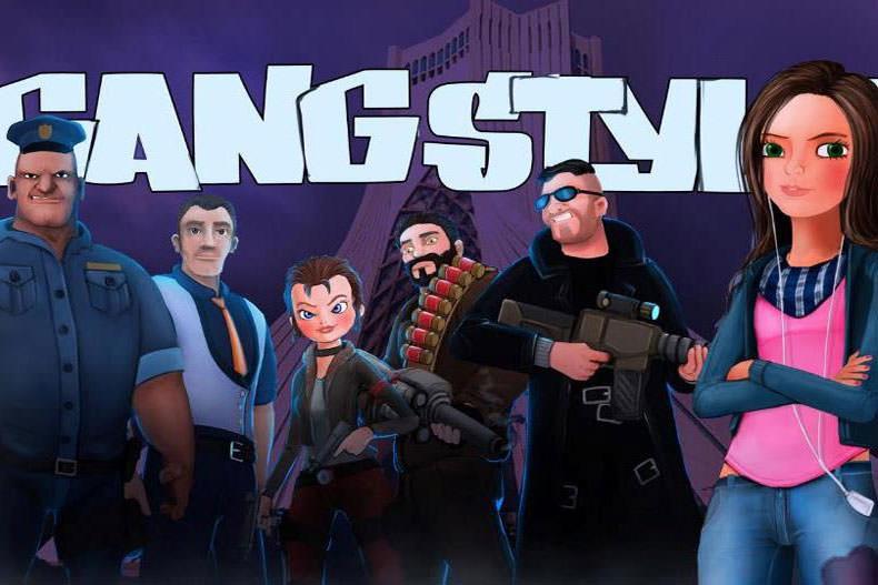 بازی گنگ استایل یکی از این نوع بازی ها است که برای مخاطب هدف داخل کشور از طراحی شخصیت های غربی استفاده کرده است.