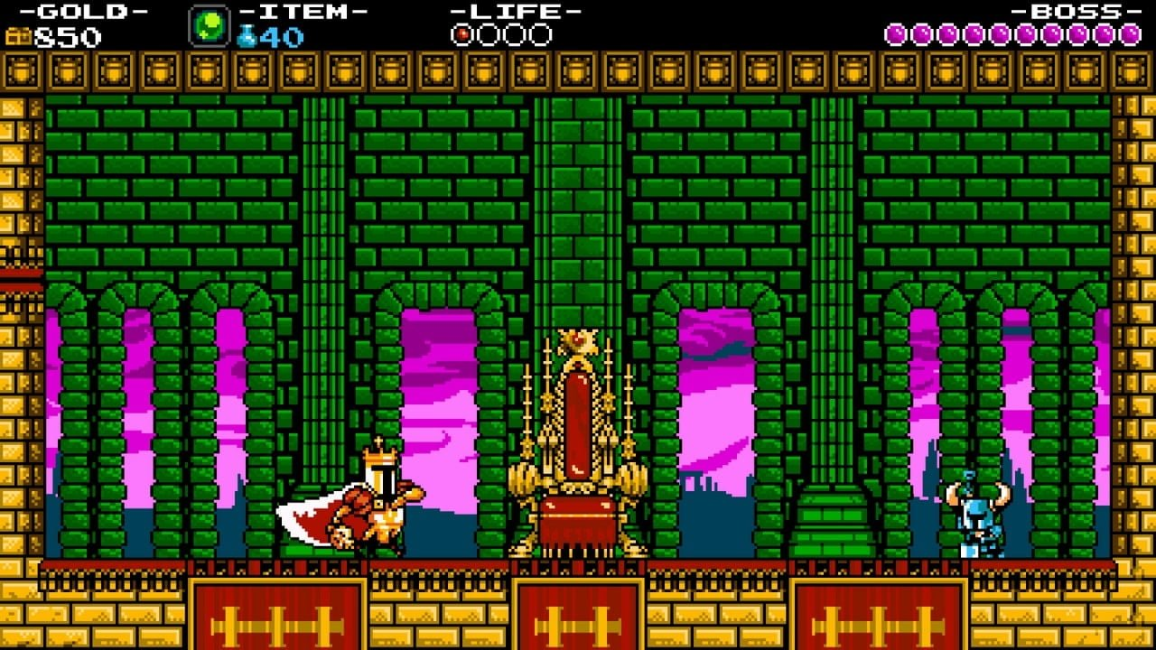 بازی shovel knight