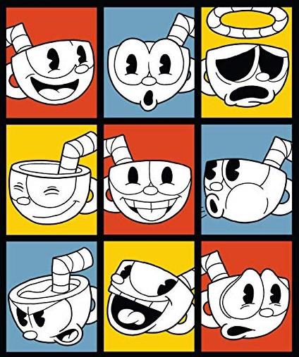 کله فنجانی یکی از لذت بخش ترین بازی هایی که با درجه سختی بالا ساخته شده است.