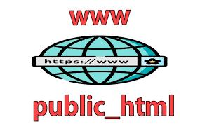 تغییر دایرکتوری public_html در دایرکت ادمین