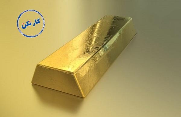 طلا گرمی ۵ هزار تومن