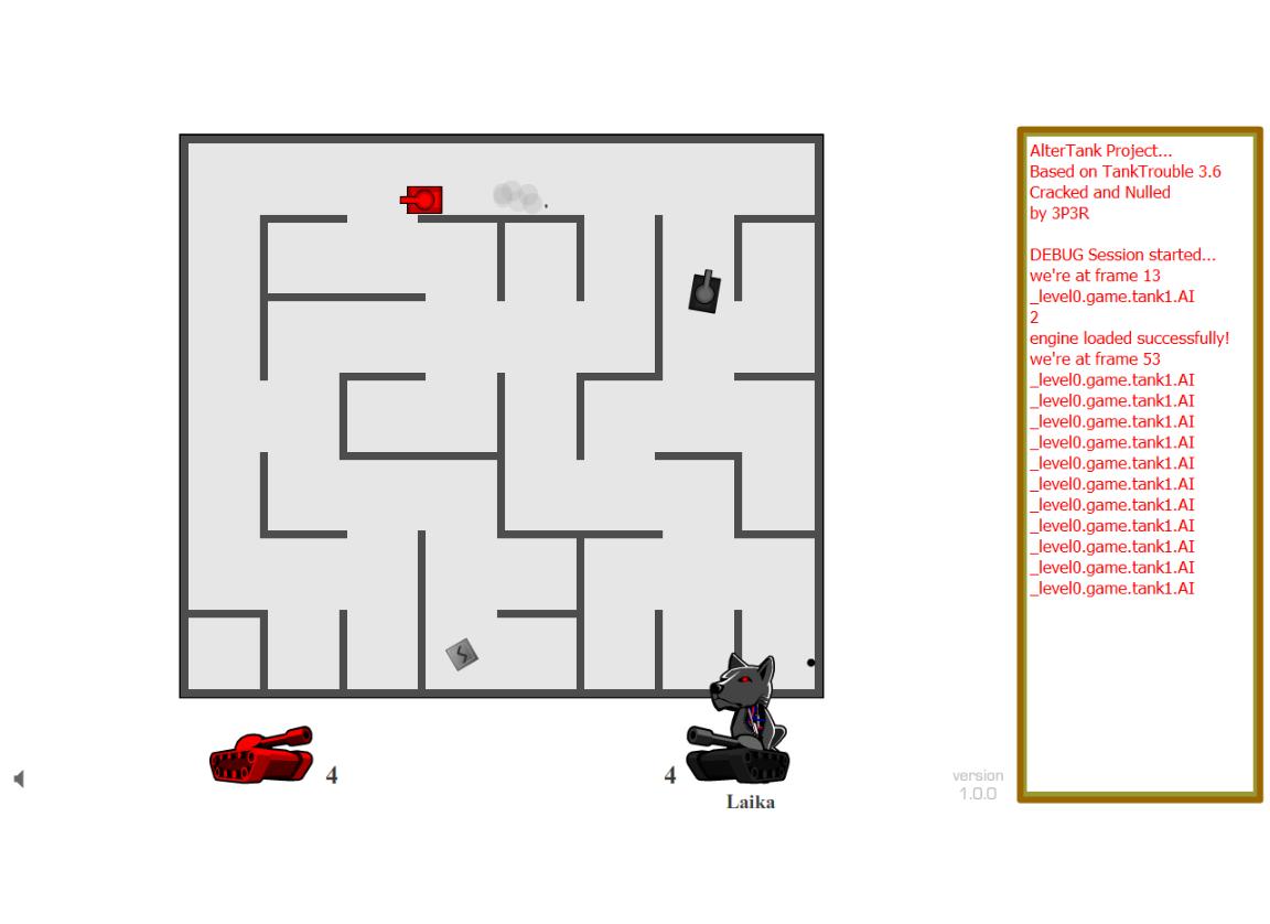 دانلود بازی آلترتانک با حجم 2 مگابایت
