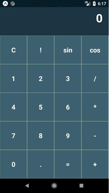 سه نمونه ماشینحساب برای ریاکت نیتیو three examples for React Native calculator