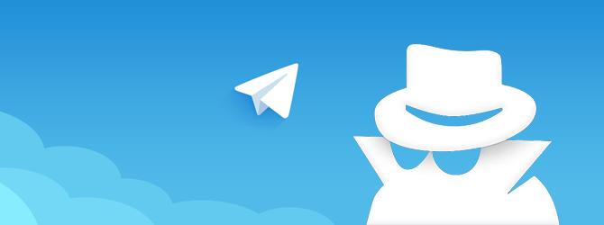 تلگرام : به خاطر داشته باشید که دستگاه شما نگهبان نهایی اطلاعات شماست-آن را امن نگه دارید