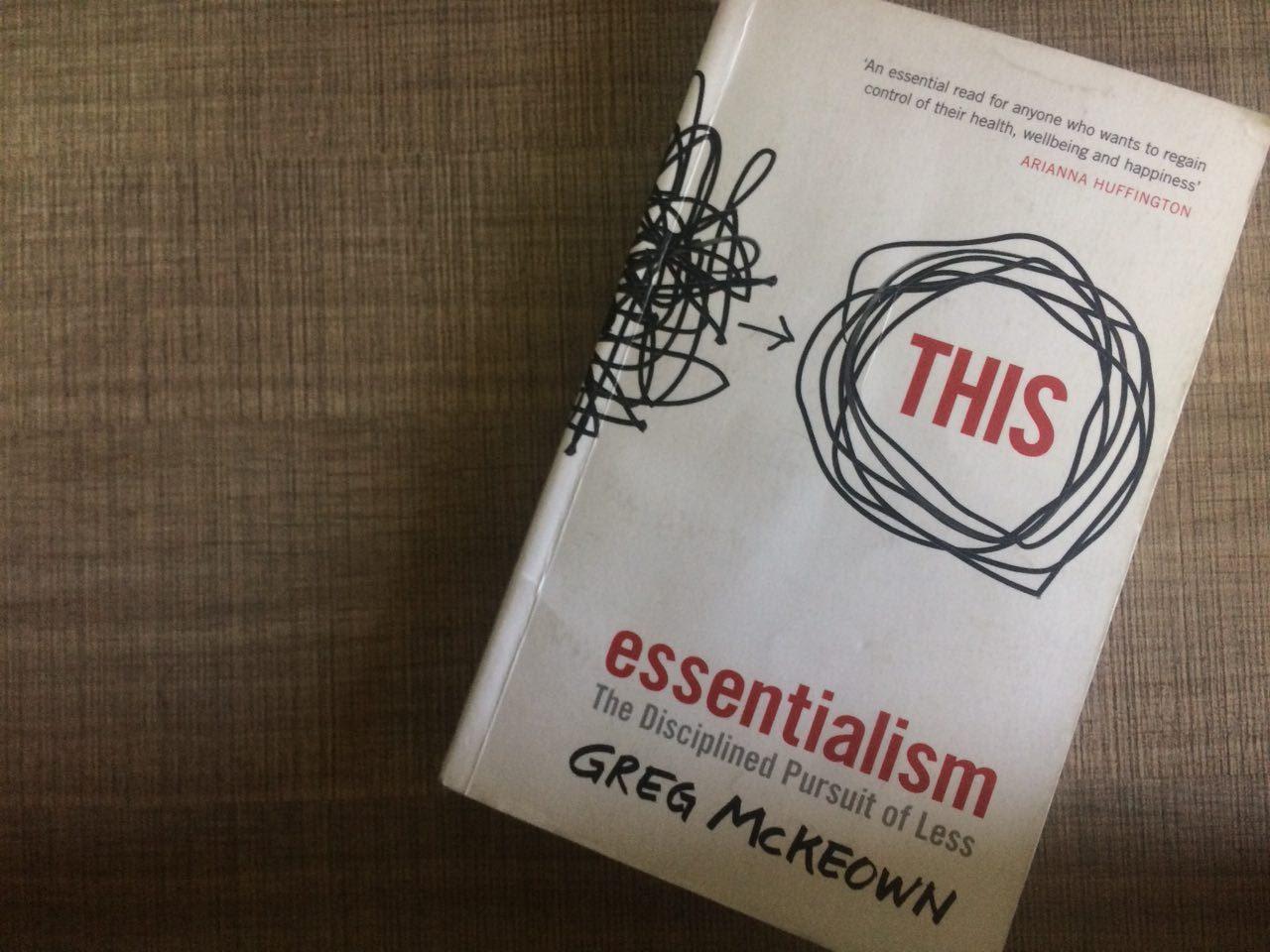 علیرضا پیر - خلاصه کتاب ضرورت گرایی (Essentialism) – فصل اول