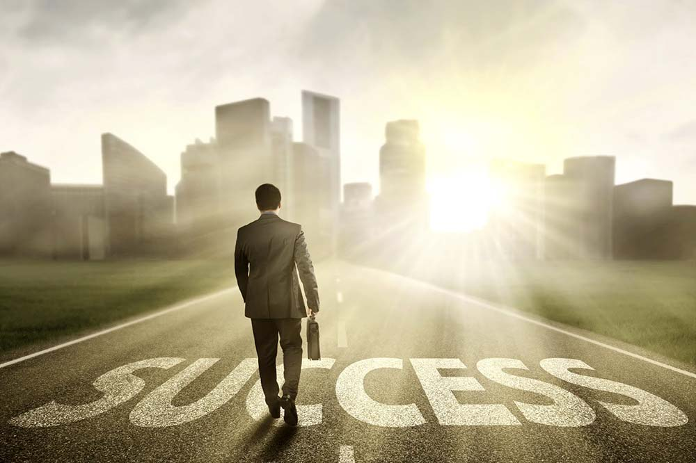چگونه به موفقیت شغلی برسیم؟