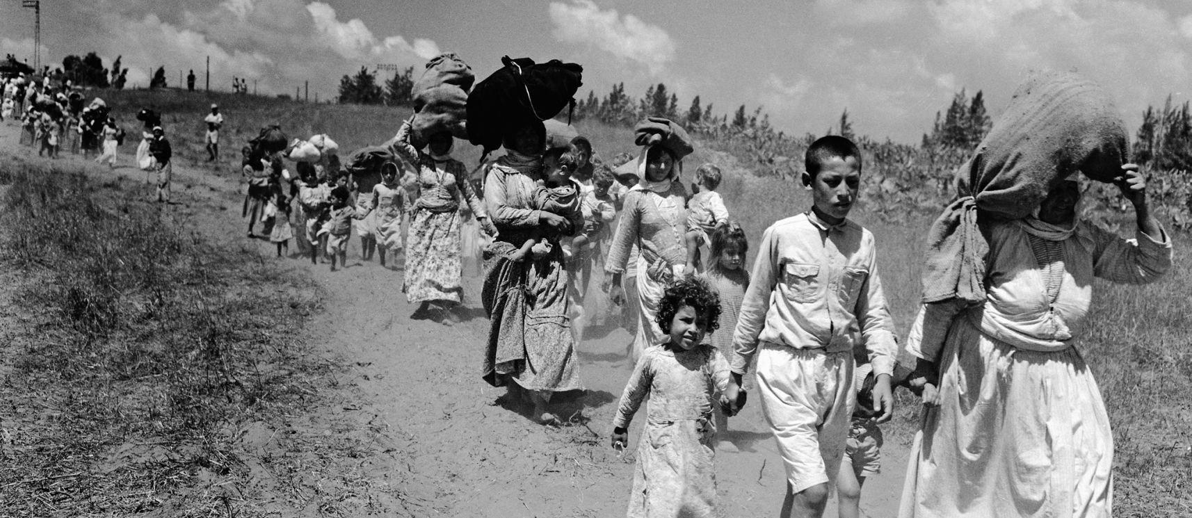 روایت یک فلسطینی از آغاز 70 سال آوارگی