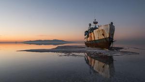 علل خشک شدن دریاچه ارومیه