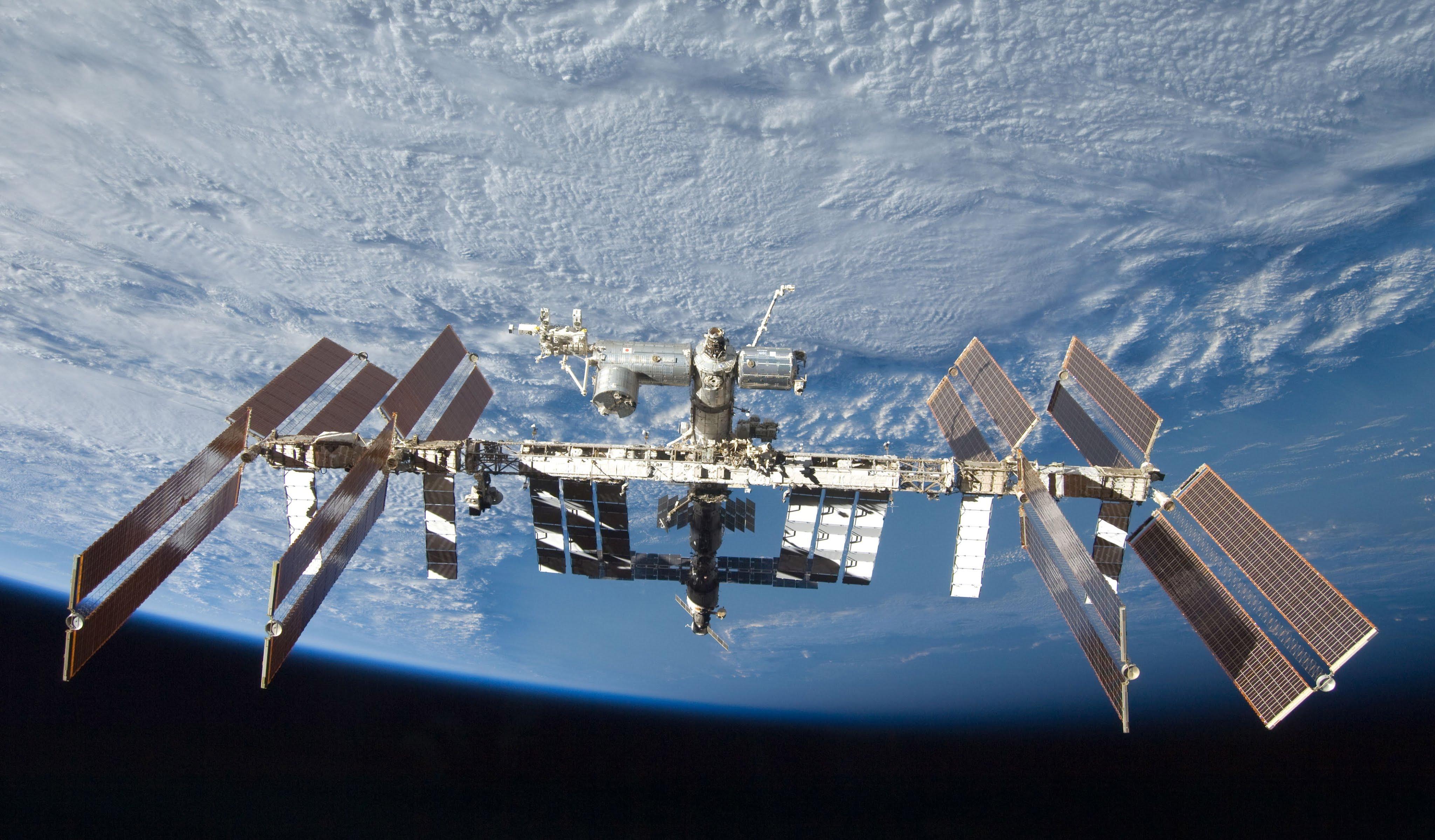 همان ایستگاه فضایی بینالمللی (ISS) - امروز