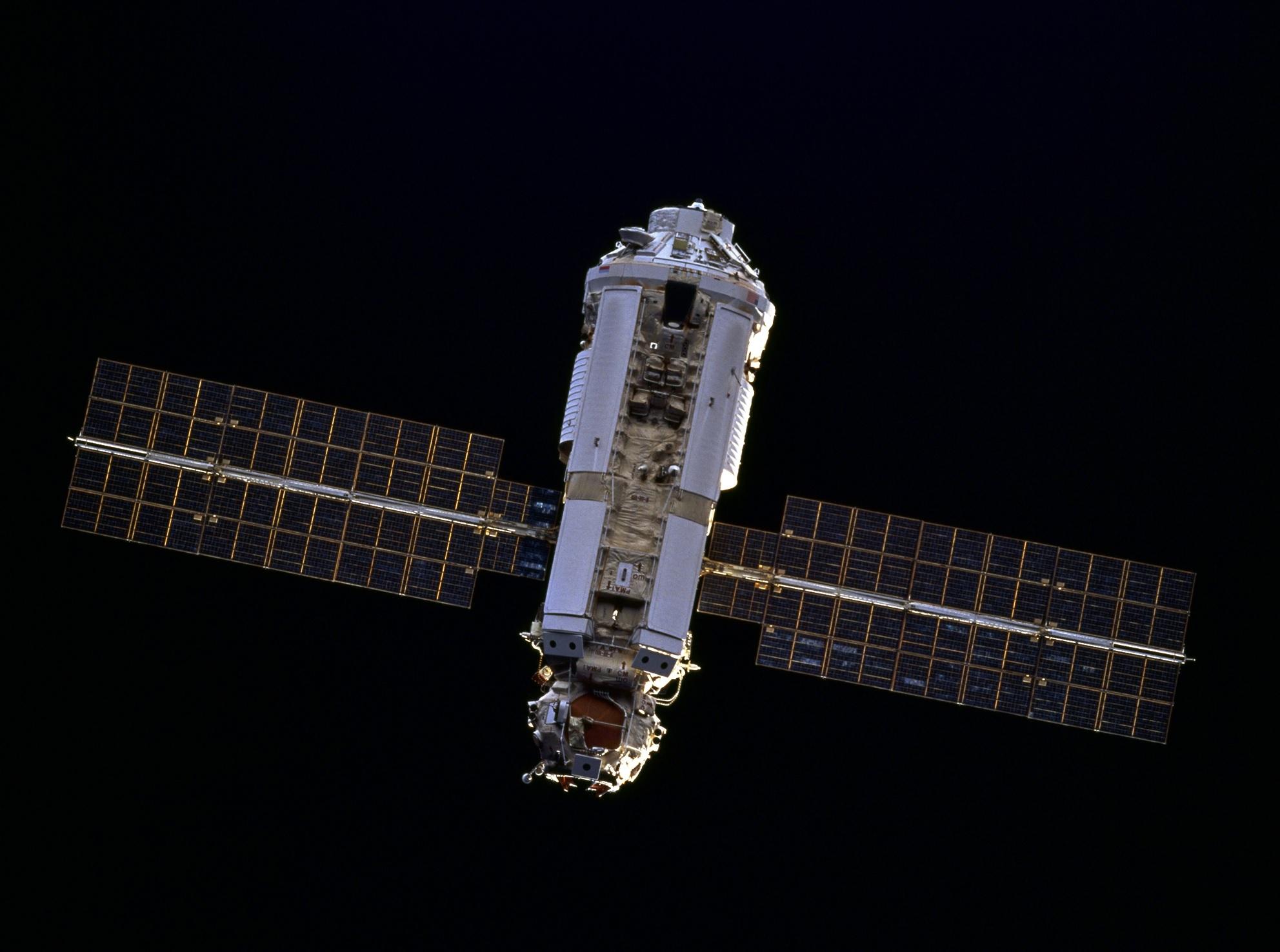 ایستگاه فضایی بینالمللی (ISS) - سال ۱۹۹۸