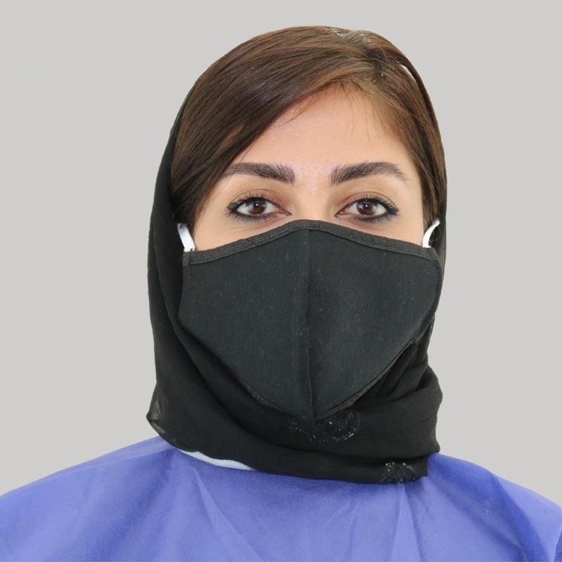 ماسک پارچهای به عنوان آخرین راه حل