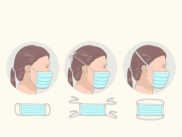انواع بند ماسک
