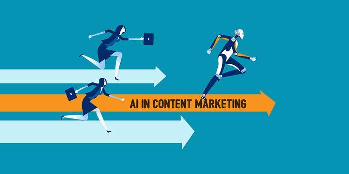 هوش مصنوعی در بازاریابی محتوا
