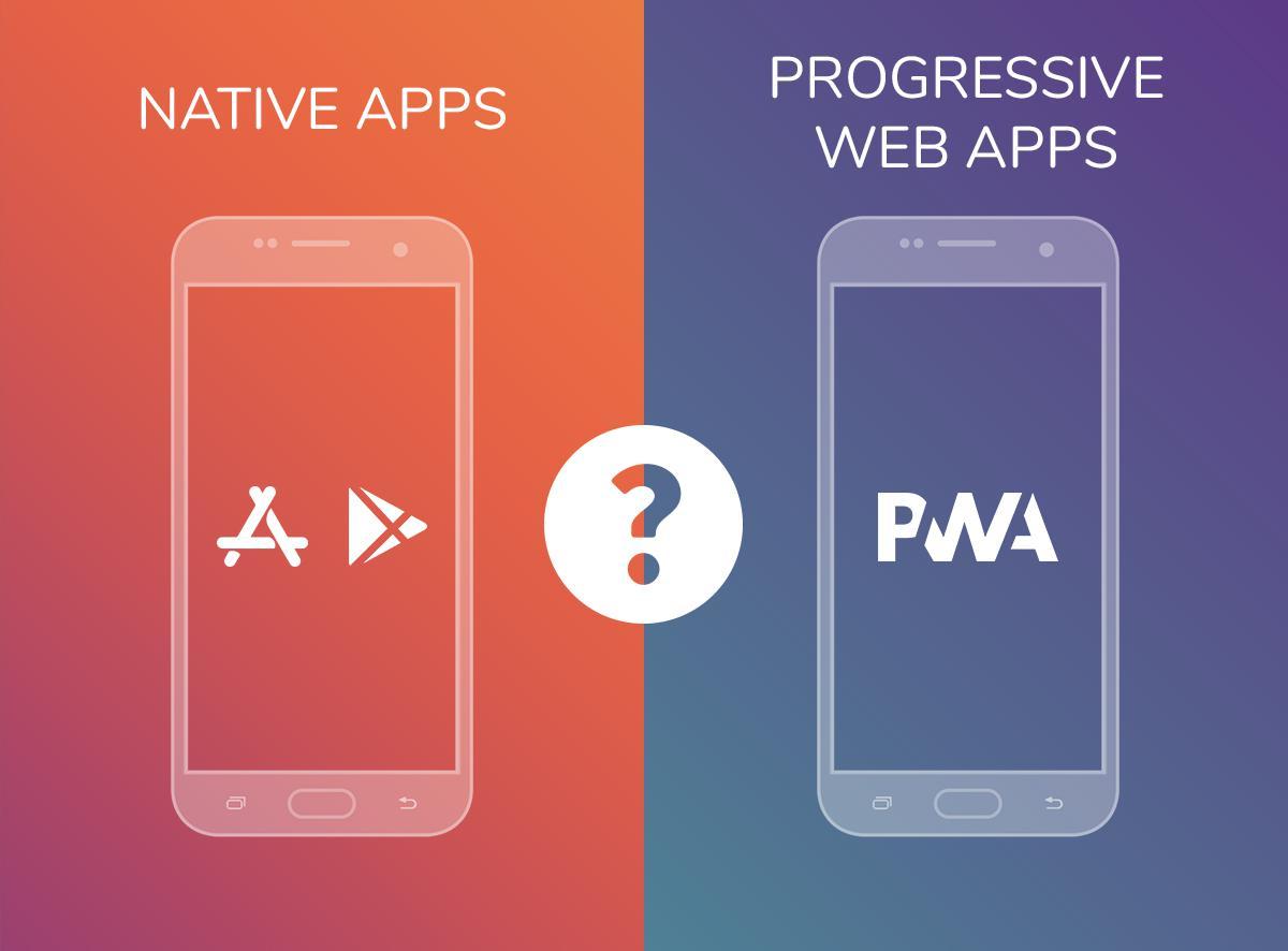 وب اپلیکیشن پیش رونده (PWA)