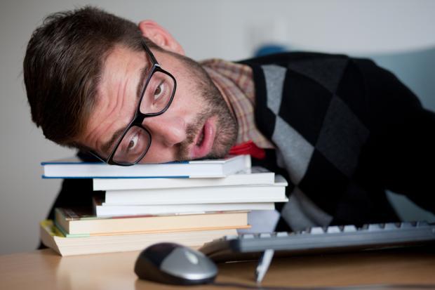 خستگی را پایانی نیست یا هست؟