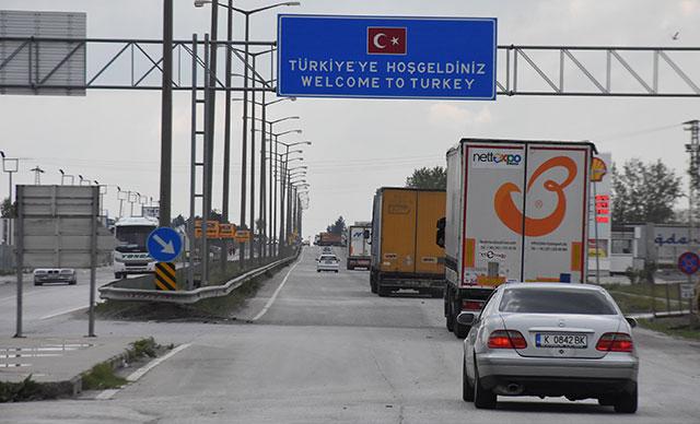 راهنمای سفر زمینی با ماشین شخصی به ترکیه  - قسمت 4